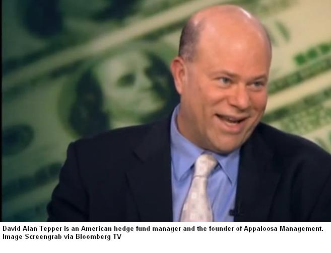 David Alan Tepper, Hedge Fund Manager